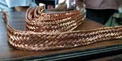 Flexible Copper Braided Strip
