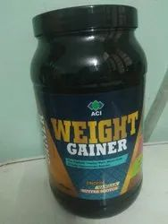 Cream Whey Proteins ACI Weight Gainer Protein Powder, Packaging Size: 500 Gm & 1 Kg., Packaging Type: Plastic Container