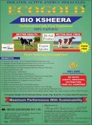 Ecogold Bioksheera Cattle Feed Supplement