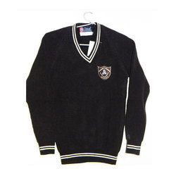 Unisex Woolen School Sweater