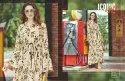 Misty-Libas Printed Rayon Fancy Pattern Long Kurtis