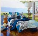 Cassa Green Rosepetal Bed Sheet