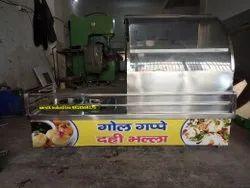 Gol Gappa / Dahi Bhalla Counter