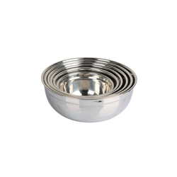Stainless Basin Bowl