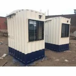 GI Portable Security Cabin