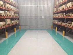 Dissipative or Conductive Epoxy Flooring, Grade Standard: Industrial
