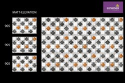 Lexomo Glossy Ceramic Wall Tiles
