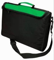Multicolor Leather Document Shoulder Bag, For Office