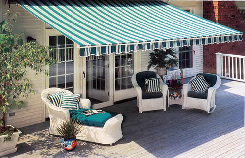 Awnings - Retractable Awning Manufacturer from Mumbai