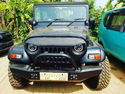 Mahindra Thar Angry Bird Thick Grill