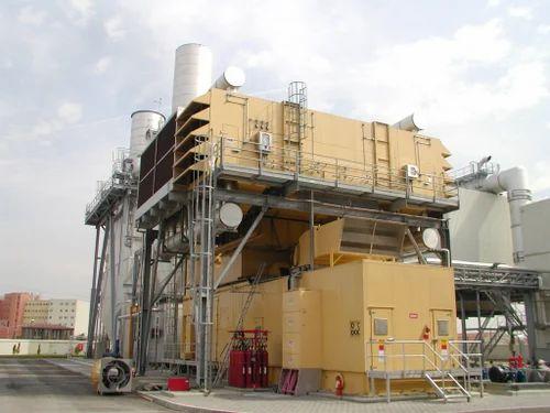 Ge Gas turbines frame 9e