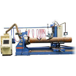 7 Axis CNC Pipe Cutting Machine