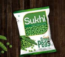 A Grade Frozen Green Peas, Packaging Size: 1 Kg