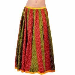 Rajasthani Fine Cotton Lehanga Skirt 280