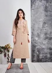 Florida-Vink The Latest Boutique Style Hand Work Kurtis Collection