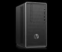 Black Hp Pavilion 590-p0036in Desktop