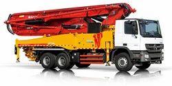 Sany Concrete Pump Repair Services