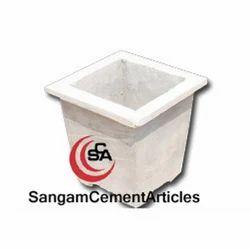RCC Square Pot