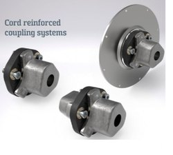 Flexible Coupling for Construction Equipment