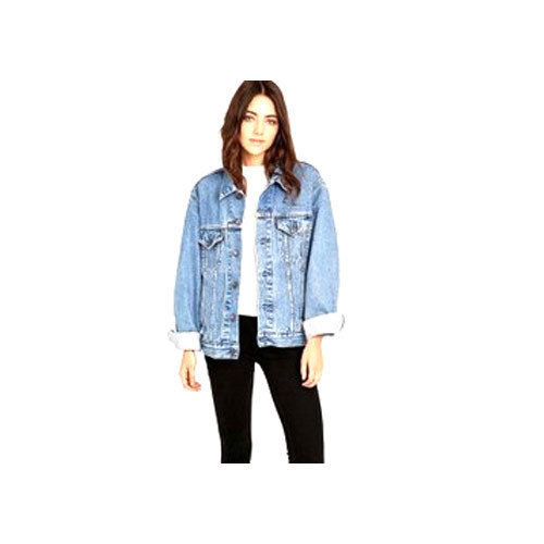 Girls Denim Jacket At Rs 600 Piece Sitapuri New Delhi Id