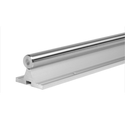 Aluminum Shaft Support Rails