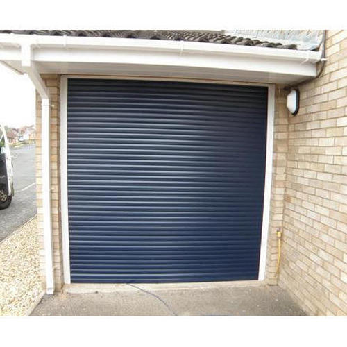Full Height Remote Control Rolling Shutter