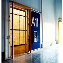 Controlled Atmosphere Door