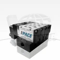 Solenoid Valve Manifold Assembly Pneumatic Valve