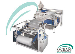 1.5 MTR Air Bubble Sheet Making Machine Line