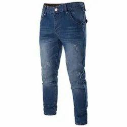 Regular Fit Men Denim Jeans, Waist Size: 30-38