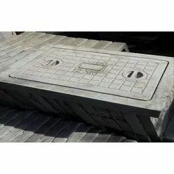 RCC Rectangular Manhole Cover Mould