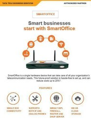 Smart Office Solutions - All In One Box For Voice, Data, APPS And Storage