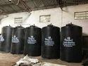 HDPE Acid Storage Tank