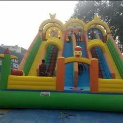 Chaudhry inflatbale slide bouncy