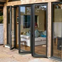 Aluminium Folding Doors