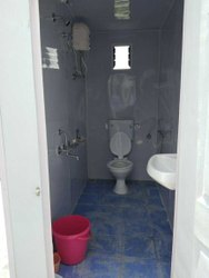 FRP Prefabricated Toilet & Bathroom  Cabin
