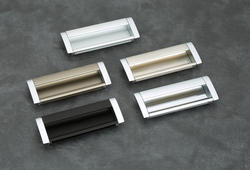 Aluminum Aluminium Conceal Handle, Packaging Size: 20 - 30 Pieces