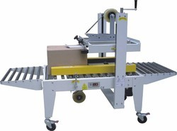 Semi Automatic Carton Tapping Machine