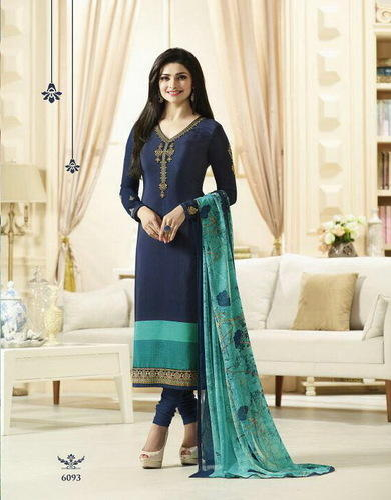 689085c04c Normal Salwar Semi-Stitched Vinay Silkina Royal Crepe Vol 10 Nx Salwar Suit