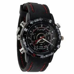 Spy Sports Wrist Watch Camera Water Resistant 4gb