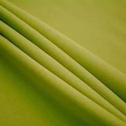 Organic Cotton Poplin Solid Dyed Fabric