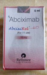 AbcixiRel- Abciximab 10mg Injection