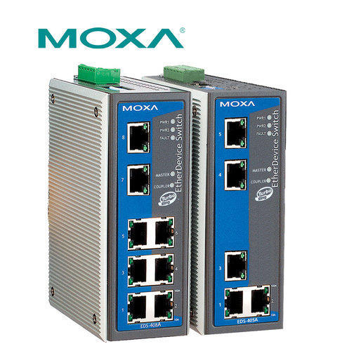 Moxa Industrial Ethernet Switches At Rs 10000 Piece