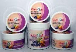 Glamour Sandal- Lavender Face Pack