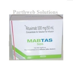 Mabtas 500mg Infusion