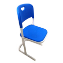 Mitsu Chem Plastic Chair Shells, Size: Medium