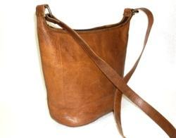 Stylish Leather Hobo Bag
