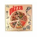 Printed Pizza Packaging Box