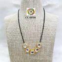 Kundan Artificial Fashion Jewelry Mangalsutra