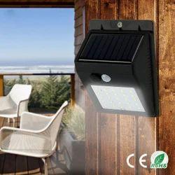 LED Solar Power PIR Motion Sensor Garden Light Waterproof